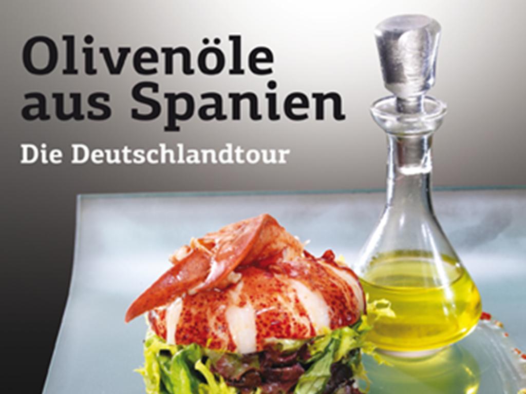"""Das Buch zu """"Olivenöle aus Spanien – Die Deutschlandtour"""""""