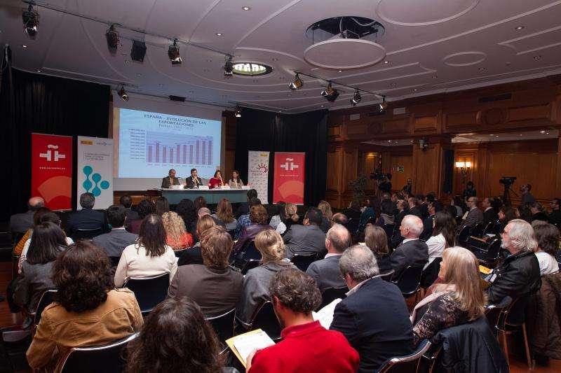 Meeting im Institut Cervantes