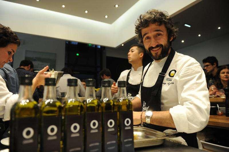 Olivenöle Good Life Ambassy Event