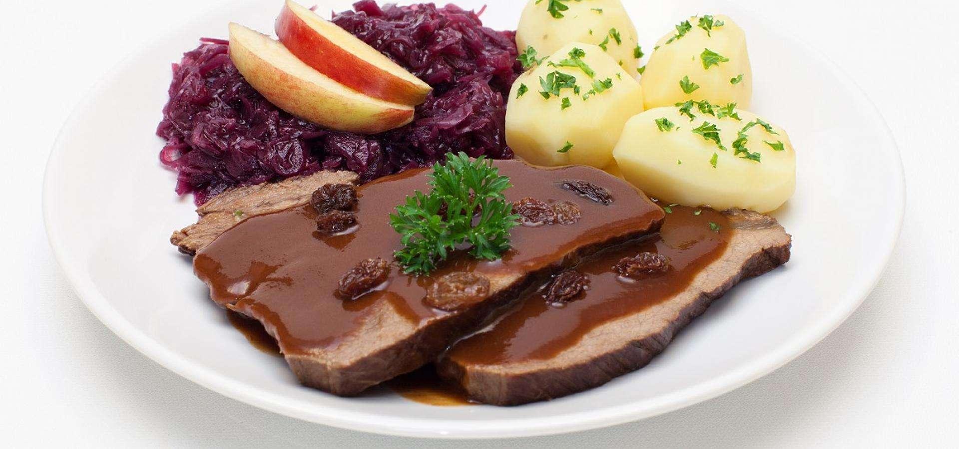 Rezept für rheinischer Sauerbraten