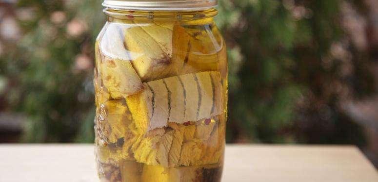 Schnelle und gesunde Küche: Konserven in Olivenöl