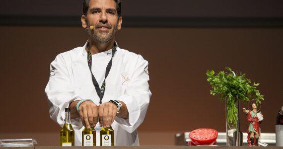 Olivenöl aus Spanien bei der Ausstellung – Andalucía Sabor 2013