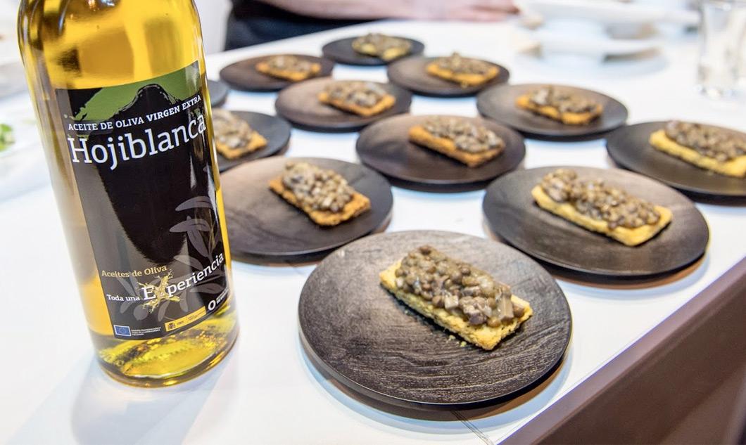 Die stimmen des olivenöls