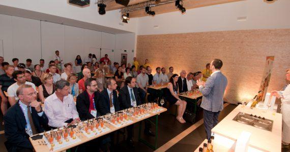 Olivenöl aus Spanien bei der Expo Milano 2015