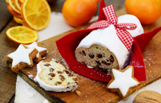 Deutscher Christstollen