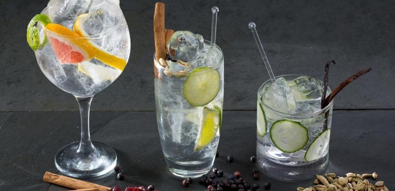 Gin Tonic mit Olivenöl aus Spanien: die neuste Mode