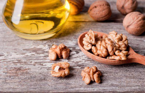 Walnuss-Olivenöl-Brot