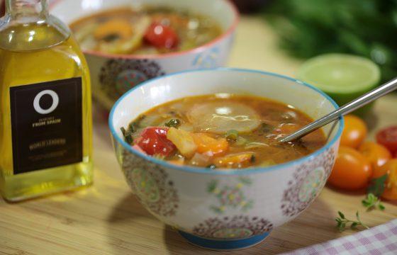 Entschlackende Suppe