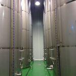 Zeitliche Entwicklung von Ethylester in Nativem Olivenöl Extra
