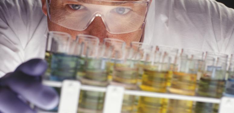 Wir sind der Forschung, Innovation und Entwicklung verpflichtet