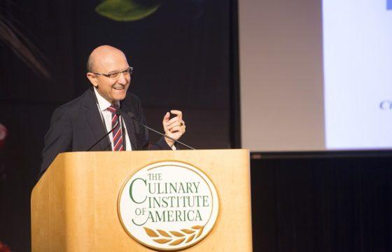 Die Konferenz Menus of Change® analysiert in New York die gesunden Eigenschaften der Olivenöle