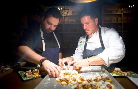 Gastronomische Abendveranstaltung Olive Oil Makes a Tastier World in Chicago