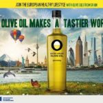 Werbekampagne Olive Oil Makes a tastier World in Europa